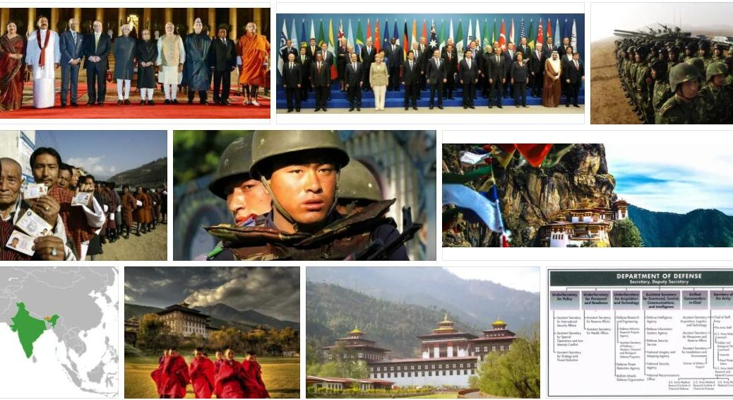 Bhutan Defense and Foreign Policy
