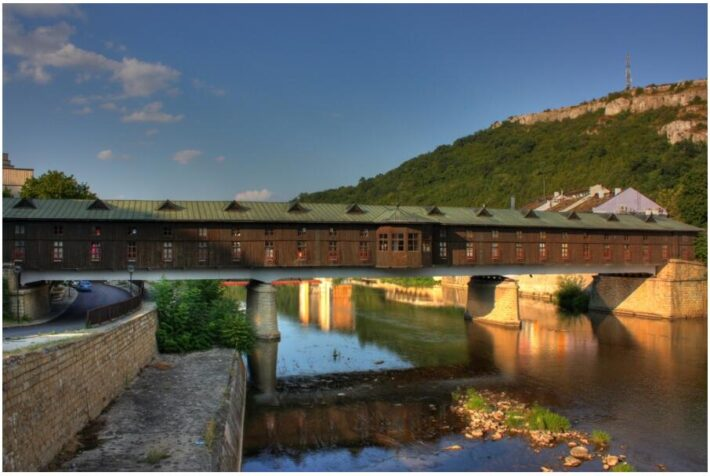 The bridge of Lovech