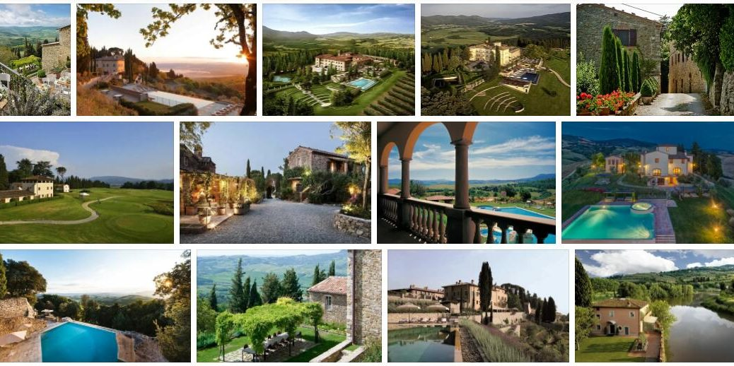 Beautiful Hotels In Tuscany