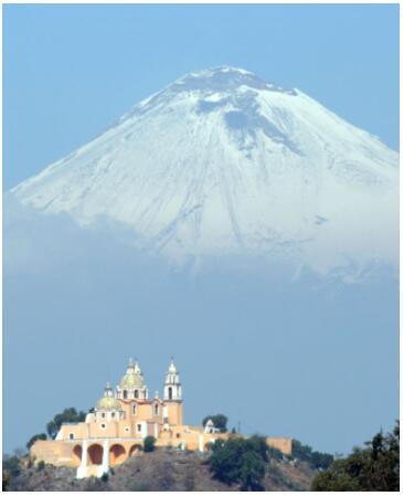 Mexico City and Puebla 2
