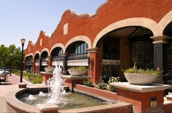 Trolley Square Shopping Center in Salt Lake City