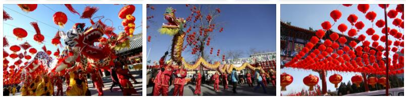 Beijing Festivals and Events
