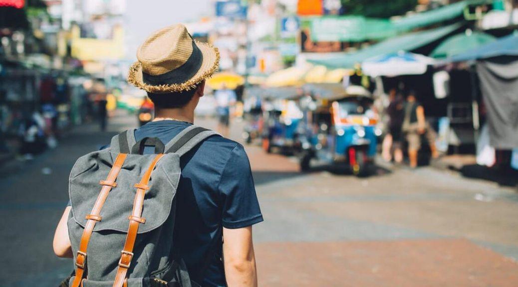 Backpacking on Borneo