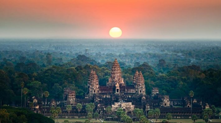 Go to Bangkok, Angkor Wat, Phuket and Koh Yao