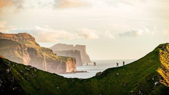 Trekking Adventure in The Faroe Islands